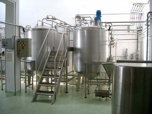 Pharmaceutical Tanks