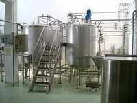Pharmaceutical Mixing Tanks with Agitator