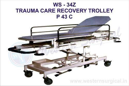 Trauma Care Recovery Trolley
