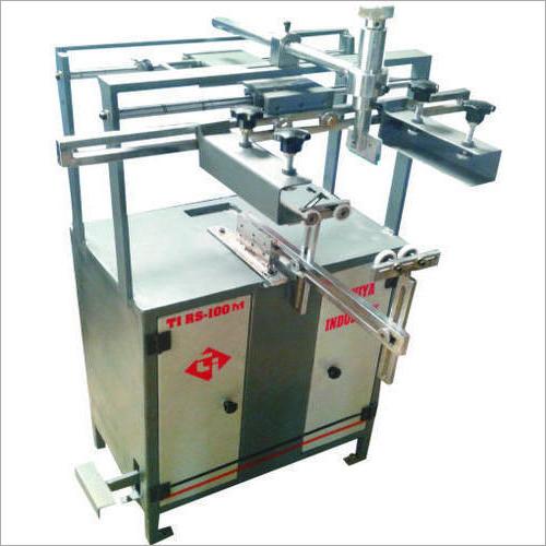 Manual Round Screen Printing Machines