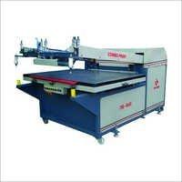 Combo Chemshall Flat Screen Printing Machine
