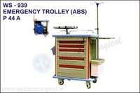 Emergency Trolley (ABS)