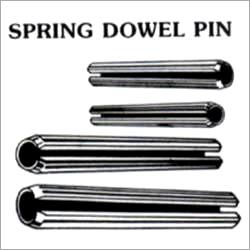 Spring Dowel Pins
