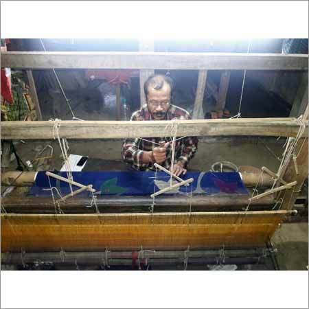 Manufacturing Process For Sarees