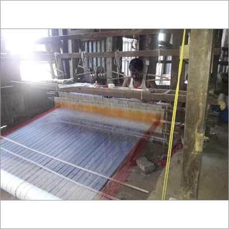 Manufacturing Process For Jamdani Sarees