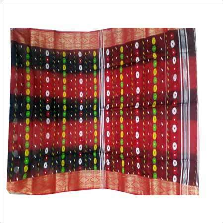 Cotton Anchal Saree