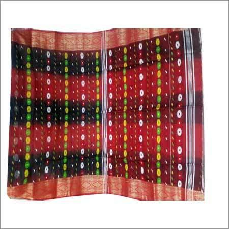 Cotton Anchal Saree