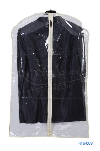 Transparent Cover For Men's Coat Suits
