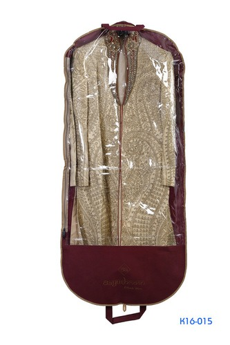 Transparent Cover For Long Coat Suits