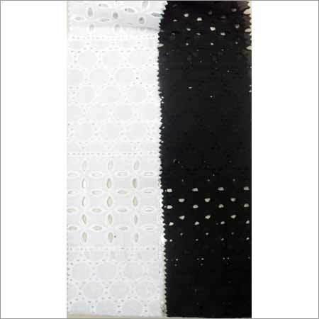 Cutwork Chikan Kurti Fabrics