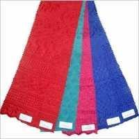 Colorful Cotton Emroidery Fabrics