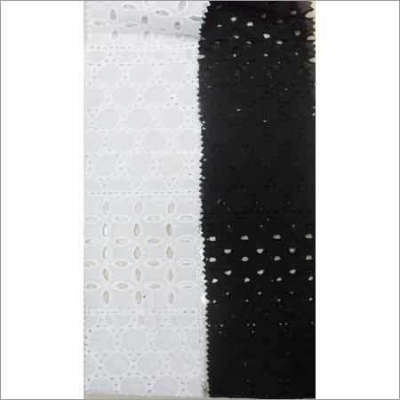 Cutwork Embroidery Kurti Fabrics