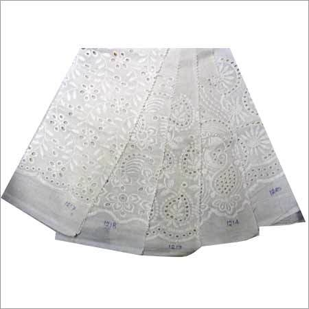 Ladies Embroidery Plazzo Fabrics