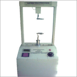 MICROPROCESSOR BASED TENSILE STRENGTH TESTER