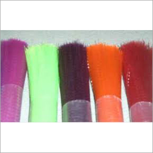 Nylon 6 Crimped Bristles