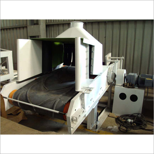 Bag Discharge Conveyor