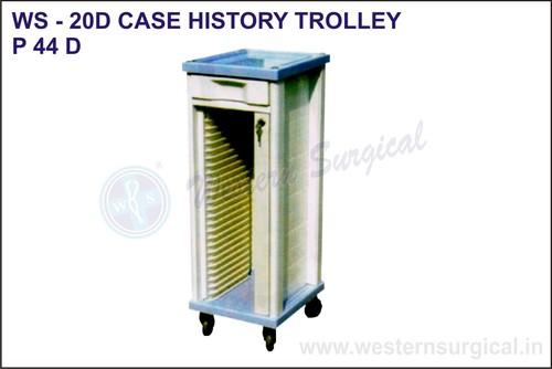 Case History Trolley
