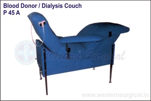 Blood Donor/ Dialysis Couch