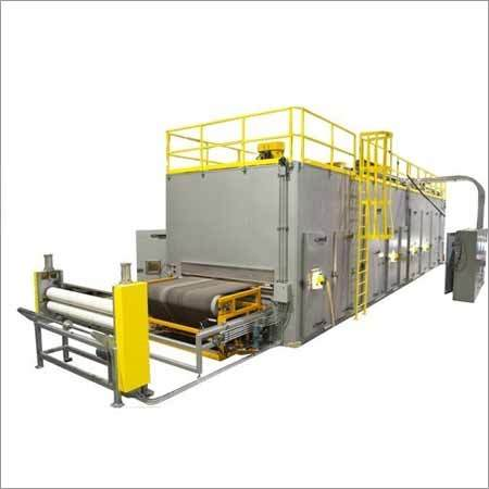 Continuous Conveyor Oven