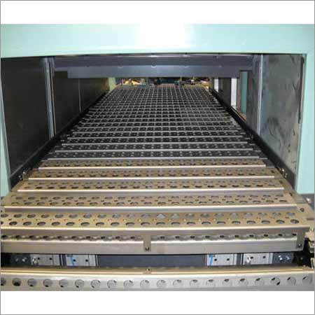 Industrial Flat Belt Conveyor Oven
