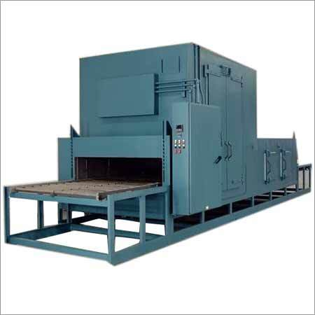 Electric Continuos Conveyor Oven