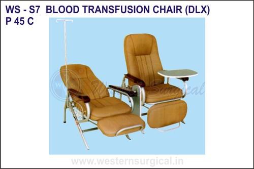 Blood Transfusion Chair (Dlx)