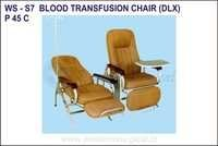 Blood Transfusion Chair (Dlx)