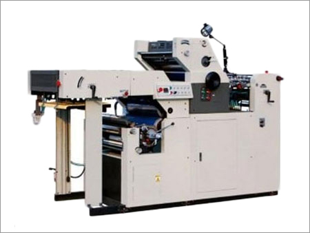 Double Side Single Color Non Woven Bag Printing Machine