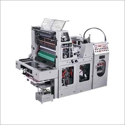 Single Color Offset Machines