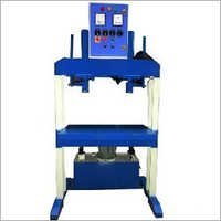 Hydraulic Double Die Paper Plate Machines