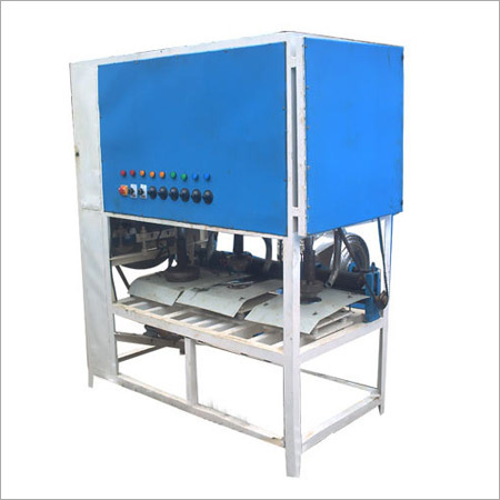 Three Die Paper Plate Making Machine