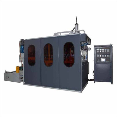 Disposable Cup And Glass Making Machine