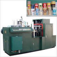 Ultrasonic Paper Cup Machine