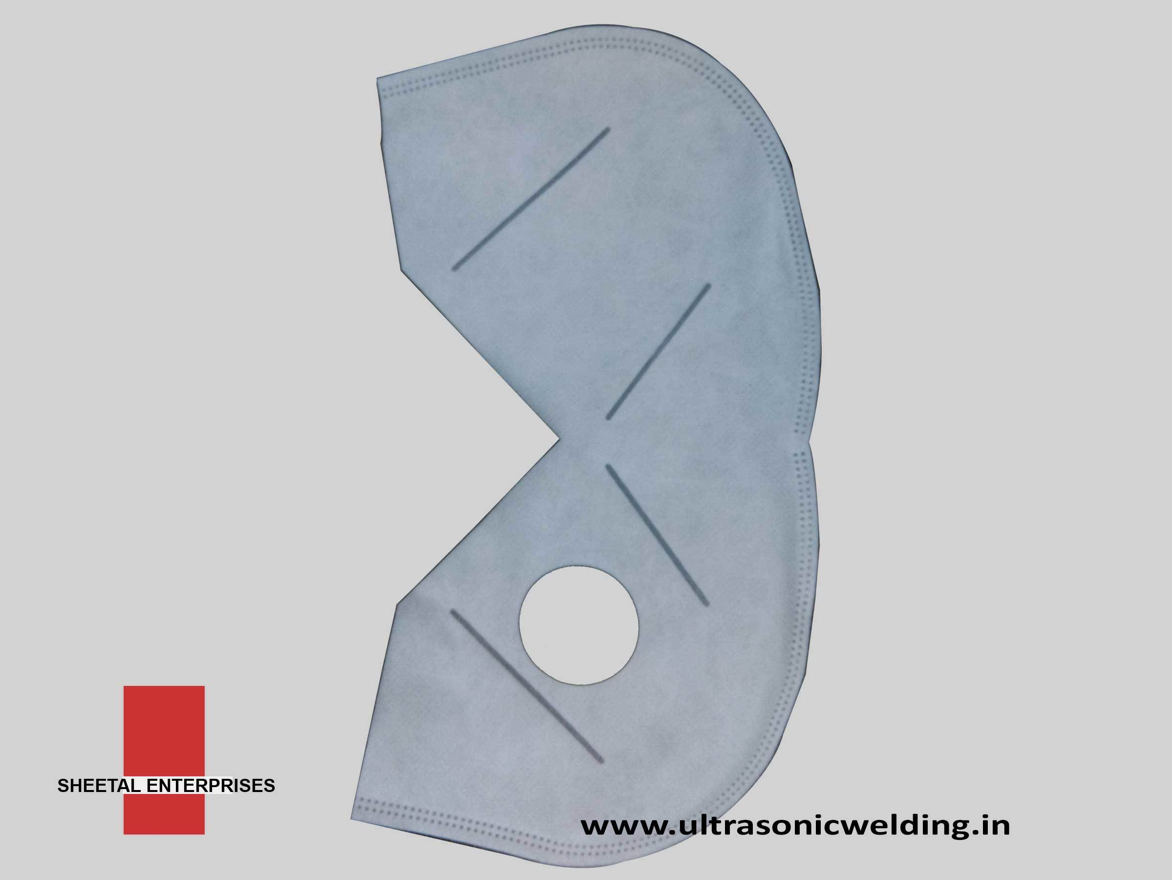 Clam Type Mask Blank Machine/C Shape Mask