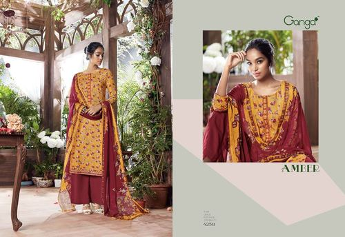 Buy Designer Plazzo Suits Online