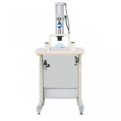 Cup Face Mask Breathing Valve Punching Machine