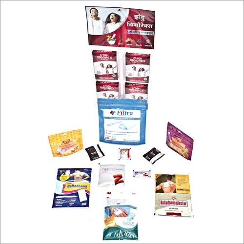 Pharmaceutical Products Packagings