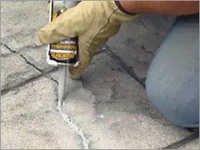 Cracks Repairing