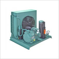 Bitzer Air Cooled  Condensing unit.