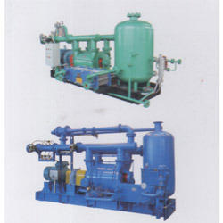 WATER RING VACCUME PUMP(High Capacity for Paper Mill)