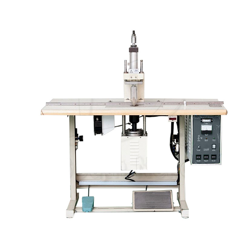 Semi Auto Ultrasonic Cutting Machine