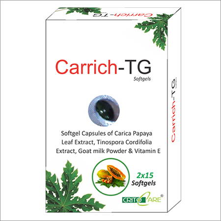 Carrich - TG Softgel Capsules