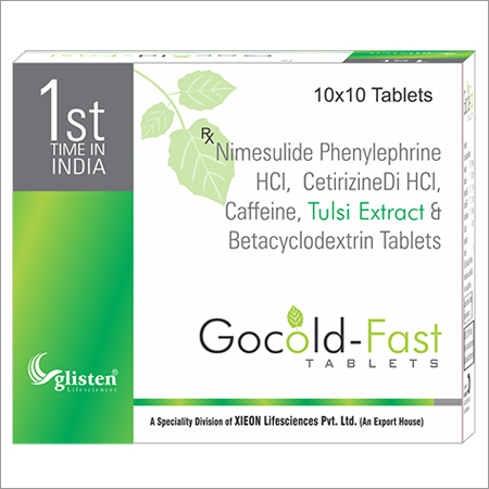 Anti Cold Tablets