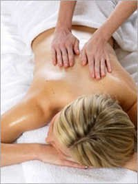 Body Gel Massage