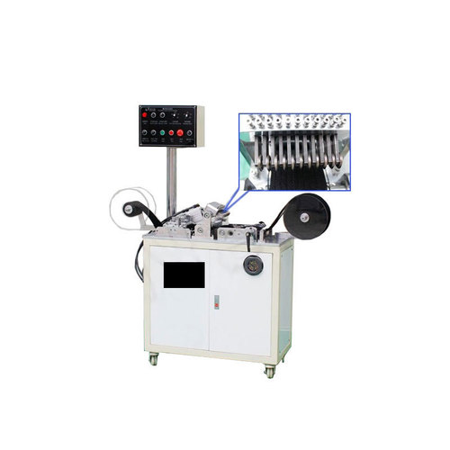 Ultrasonic Velcro Slitting Machine