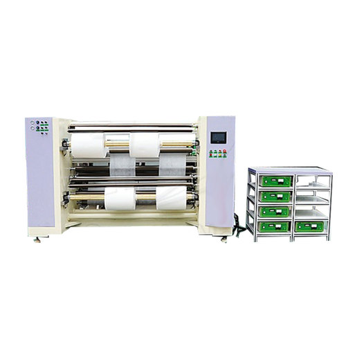 Ultrasonic Wiper Slitting Machine