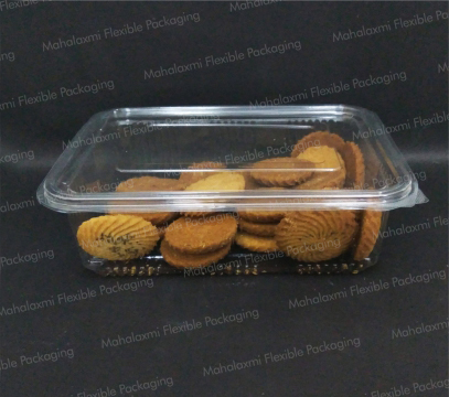 Cookie Containers and Trays