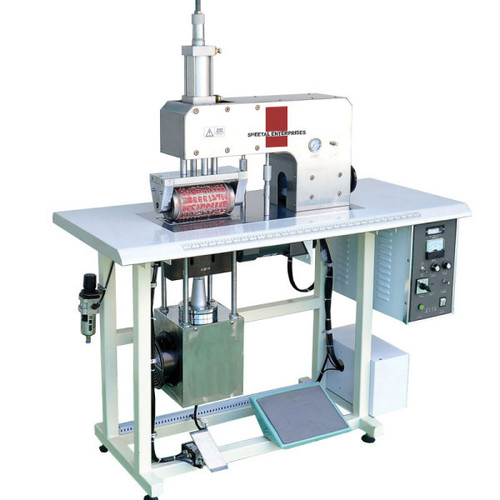 8-Inch Ultrasonic Lace Machine