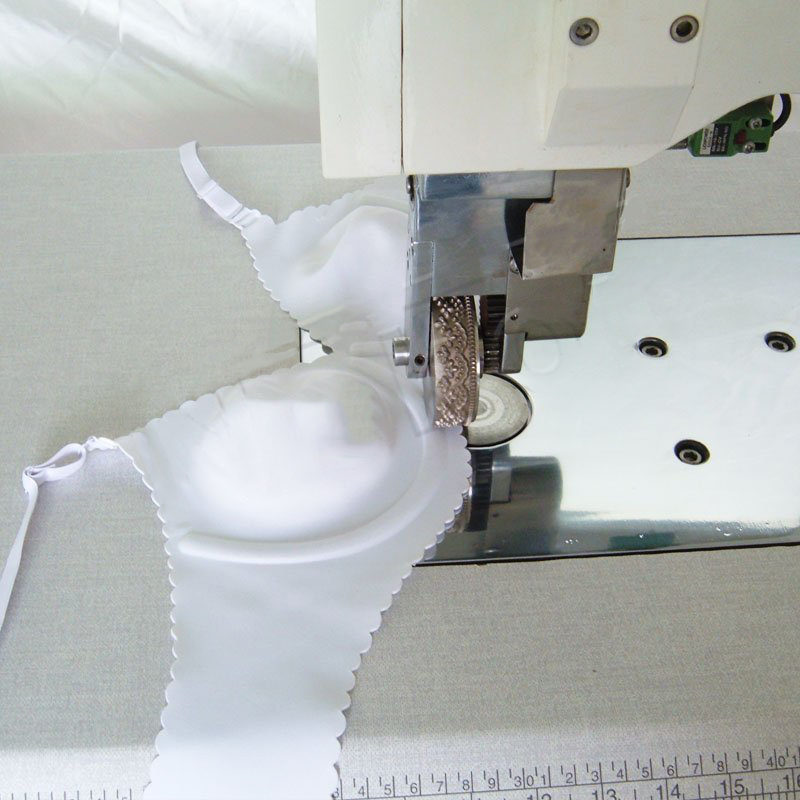 Ultrasonic Bra Seamless Underwear Making Machine