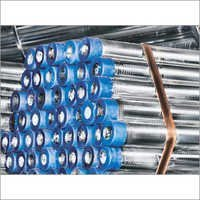 Black and Galvanized Steel Pipes